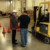 Fork Lift – Counterbalance and Reach