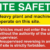 General Site Safety Awareness